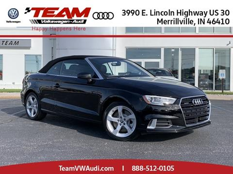 2019 Audi A3 for sale in Merrillville, IN