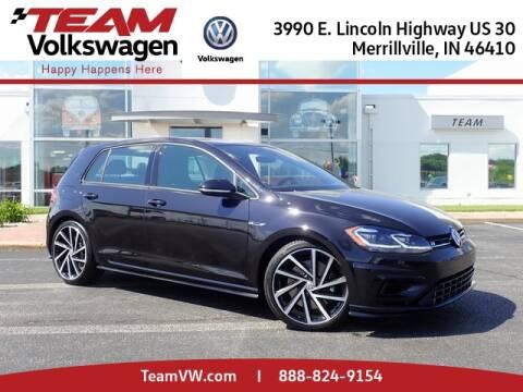 Volkswagen San Luis Obispo >> 2019 Volkswagen Golf R For Sale In Merrillville In