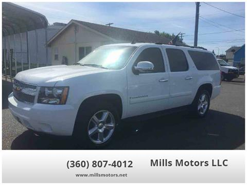 2007 Chevrolet Suburban for sale in Centralia, WA
