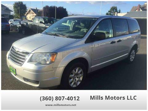 2008 Chrysler Town and Country for sale in Centralia, WA