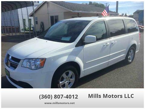 2012 Dodge Grand Caravan for sale in Centralia, WA