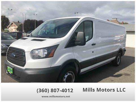 2017 Ford Transit Cargo for sale in Centralia, WA