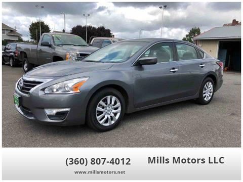 2014 Nissan Altima for sale in Centralia, WA