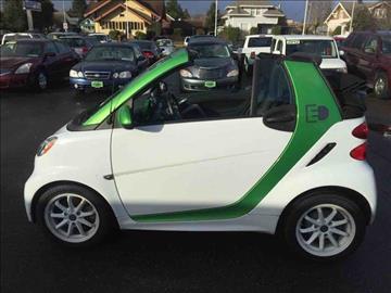 2014 Smart fortwo for sale in Centralia, WA