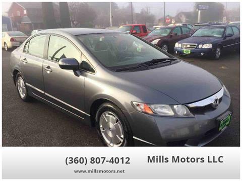 2010 Honda Civic for sale in Centralia, WA