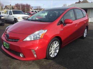2013 Toyota Prius v for sale in Centralia, WA