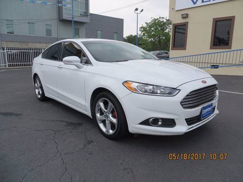 2013 Ford Fusion for sale at Diamond Automotive Group in San Antonio TX