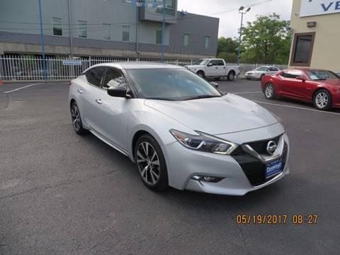 2016 Nissan Maxima for sale at Diamond Automotive Group in San Antonio TX
