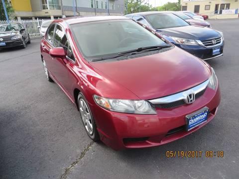 2011 Honda Civic for sale at Diamond Automotive Group in San Antonio TX