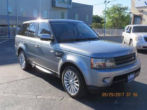 2011 Land Rover Range Rover Sport for sale at Diamond Automotive Group in San Antonio TX