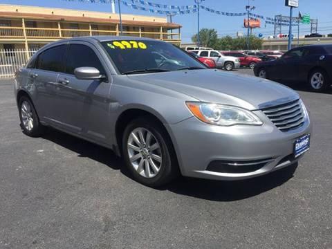 2013 Chrysler 200 for sale at Diamond Automotive Group in San Antonio TX