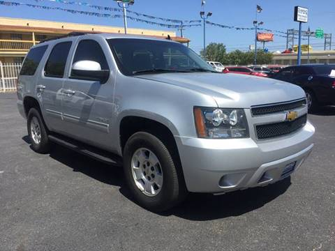 2013 Chevrolet Tahoe for sale at Diamond Automotive Group in San Antonio TX