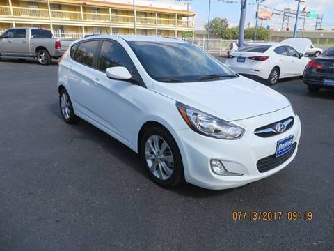 2012 Hyundai Accent for sale at Diamond Automotive Group in San Antonio TX