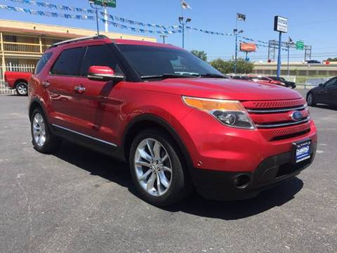2012 Ford Explorer for sale at Diamond Automotive Group in San Antonio TX
