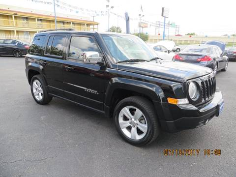 2012 Jeep Patriot for sale at Diamond Automotive Group in San Antonio TX