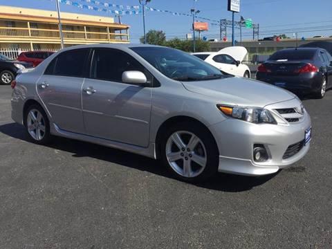 2013 Toyota Corolla for sale at Diamond Automotive Group in San Antonio TX