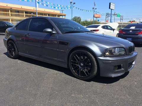 2003 BMW M3 for sale at Diamond Automotive Group in San Antonio TX