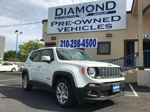 2015 Jeep Renegade for sale at Diamond Automotive Group in San Antonio TX