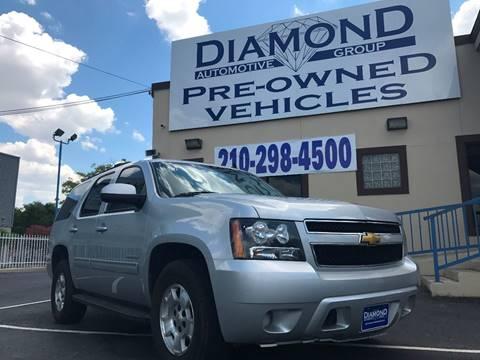 2013 Chevrolet Tahoe for sale at Diamond Automotive Group in San Antonio TX