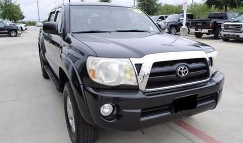 2007 Toyota Tacoma for sale at Diamond Automotive Group in San Antonio TX