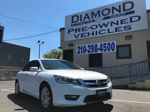 2015 Honda Accord for sale at Diamond Automotive Group in San Antonio TX