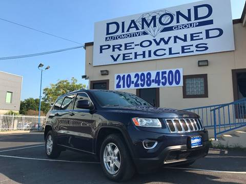 2014 Jeep Grand Cherokee for sale at Diamond Automotive Group in San Antonio TX