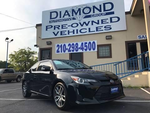 2014 Scion tC for sale at Diamond Automotive Group in San Antonio TX