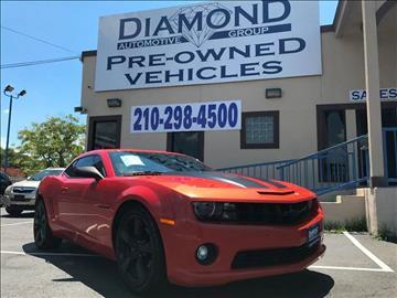 2011 Chevrolet Camaro for sale at Diamond Automotive Group in San Antonio TX