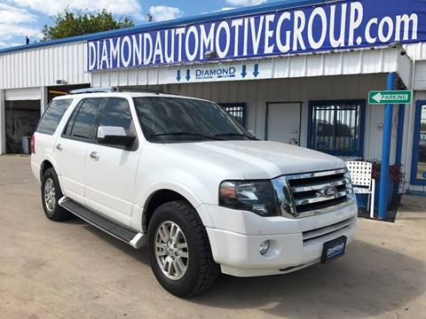 2012 Ford Expedition for sale in San Antonio, TX