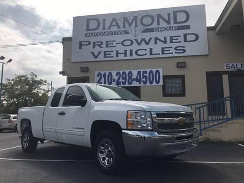 2013 Chevrolet Silverado 1500 for sale in San Antonio, TX