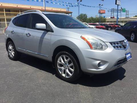 2012 Nissan Rogue for sale at Diamond Automotive Group in San Antonio TX