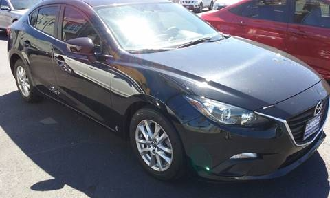 2016 Mazda MAZDA3 for sale at Diamond Automotive Group in San Antonio TX