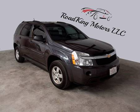 2007 Chevrolet Equinox for sale in Houston TX