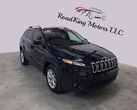 2016 Jeep Cherokee for sale in Houston, TX