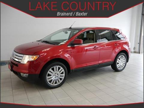 2010 Ford Edge for sale in Brainerd, MN