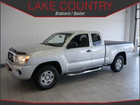 2005 Toyota Tacoma for sale in Brainerd, MN
