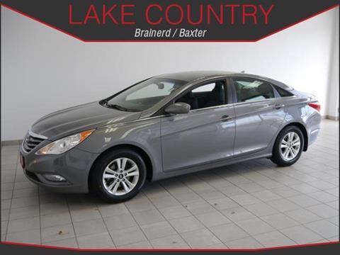 2013 Hyundai Sonata for sale in Brainerd, MN