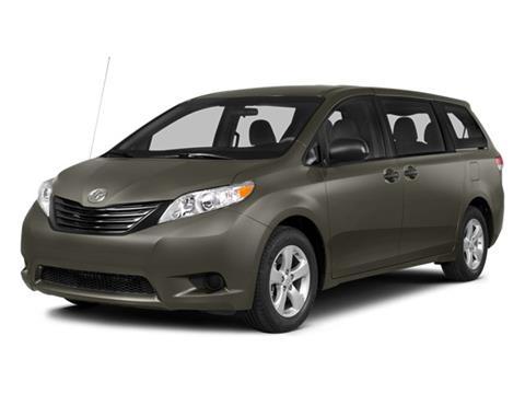 2014 Toyota Sienna for sale in Brainerd, MN