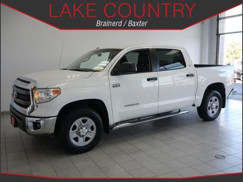 2014 Toyota Tundra for sale in Brainerd, MN