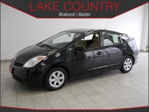 2005 Toyota Prius for sale in Brainerd, MN