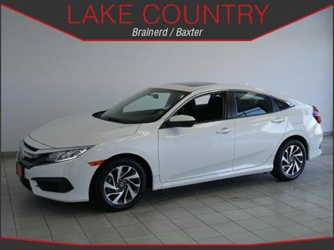 2018 Honda Civic for sale in Brainerd, MN