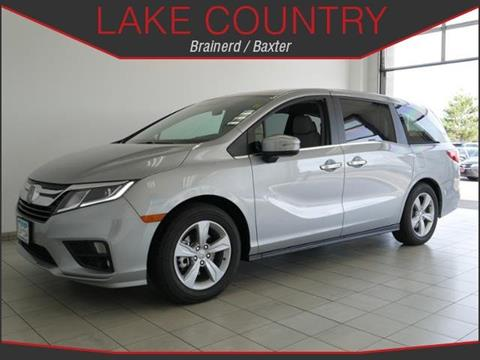 2019 Honda Odyssey for sale in Brainerd, MN