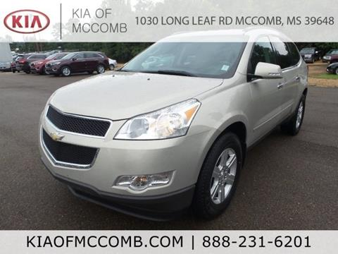 2011 Chevrolet Traverse for sale in Mccomb, MS