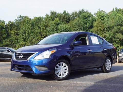2019 Nissan Versa for sale in Mccomb, MS