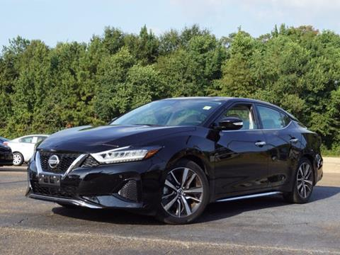 2019 Nissan Maxima for sale in Mccomb, MS