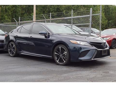2018 Toyota Camry for sale in Mccomb, MS