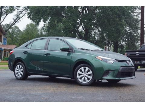 2016 Toyota Corolla for sale in Mccomb, MS