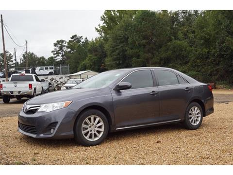 2012 Toyota Camry for sale in Mccomb, MS