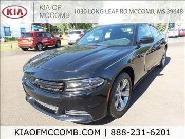2016 Dodge Charger for sale in Mccomb, MS