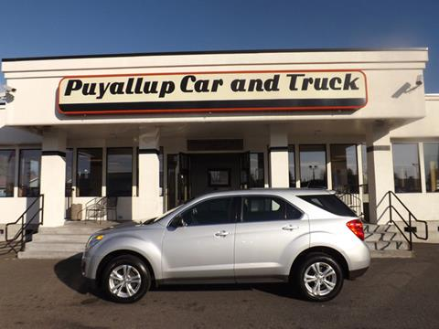 2012 Chevrolet Equinox for sale in Puyallup, WA